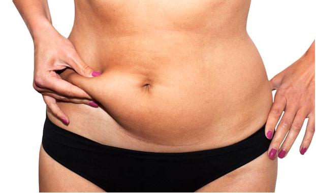 Как подтянуть кожу на животе после родов и похудения.