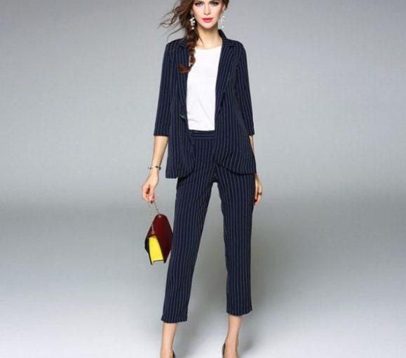 351971a4e8a4e Сезон весна-лето 2018 отличается многочисленностью образов, в которых брюки  играют важную роль и сочетаются с различными видами верха одежды.